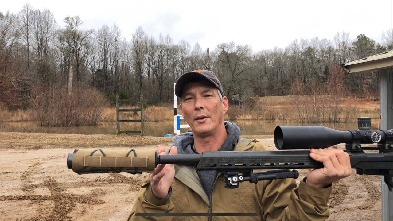 Christensen Arms MPR review and 1MILE Shot - YouTube