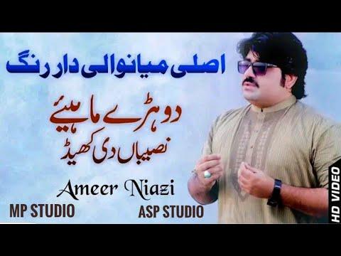 Download Sari Naseeban Di Khed | Ameer Niazi | Superhit Song 2018 | Latest Punjabi and Saraiki
