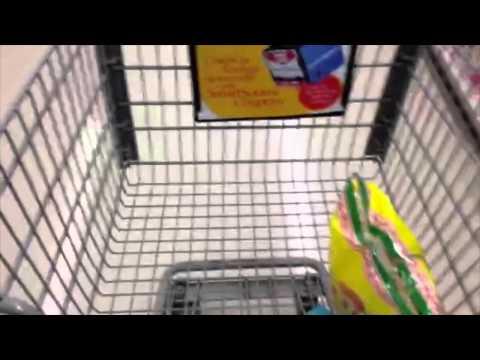 Bad Shopping Cart Wheel