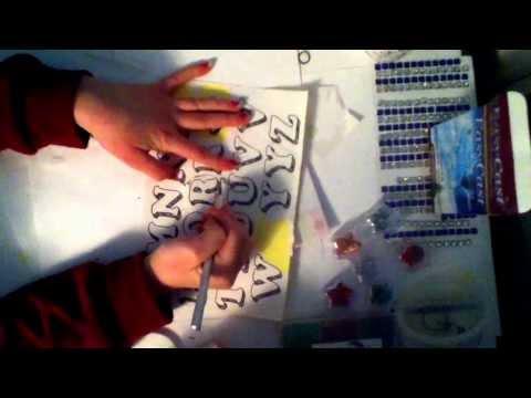 Sticker flacke:DIY (for resin easy to store)