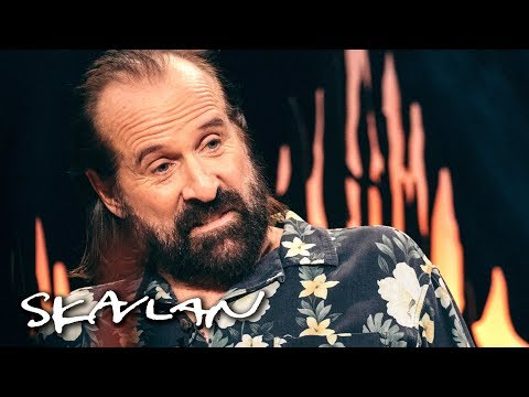 Hollywood villain Peter Stormare on why he despises some LA people  English subtitles  Skavlan