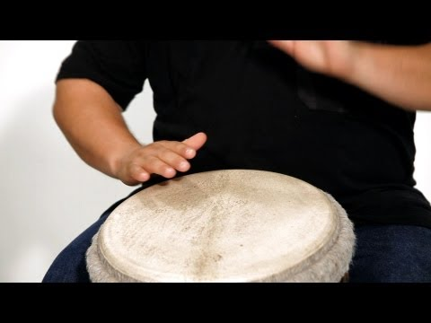 Djembe Drumming Patterns for Beginners | African Drums