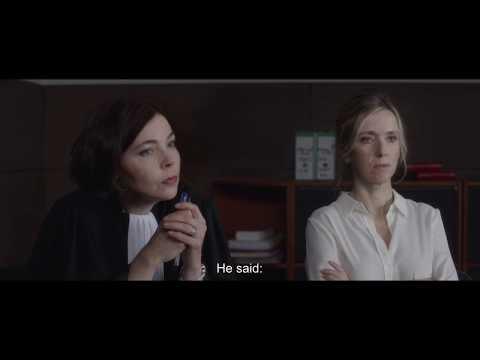Custody / Jusqu'à la garde (2018) - Trailer (English Subs)