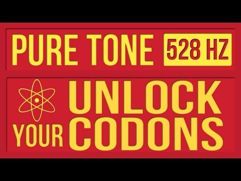 Pure Tone - Unlock Your Codons - 528 Hz - Binaural Beat - High Quality - 3D - ASMR