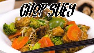 CHOP SUEY DE POLLO ???????? (MUY FÁCIL) | Recién Cocinados