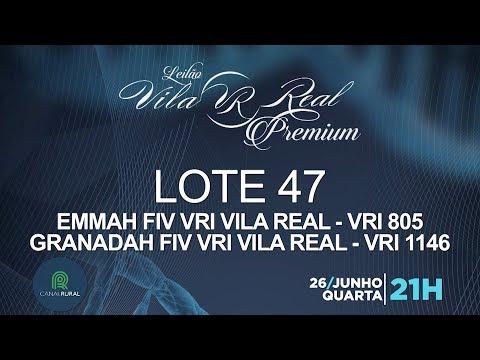 LOTE 47 (VRI 805/VRI 1146)