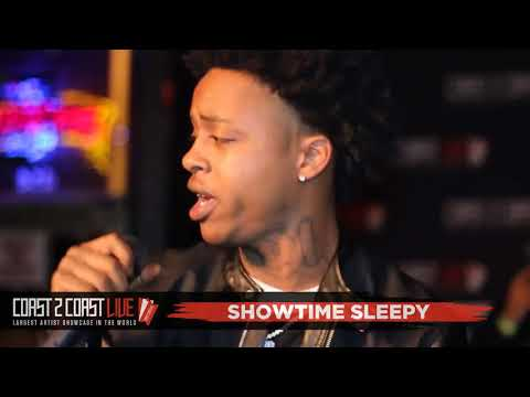 time Sleepy Performs at Coast 2 Coast LIVE  Memphis All Ages Edition 121317  5th Place