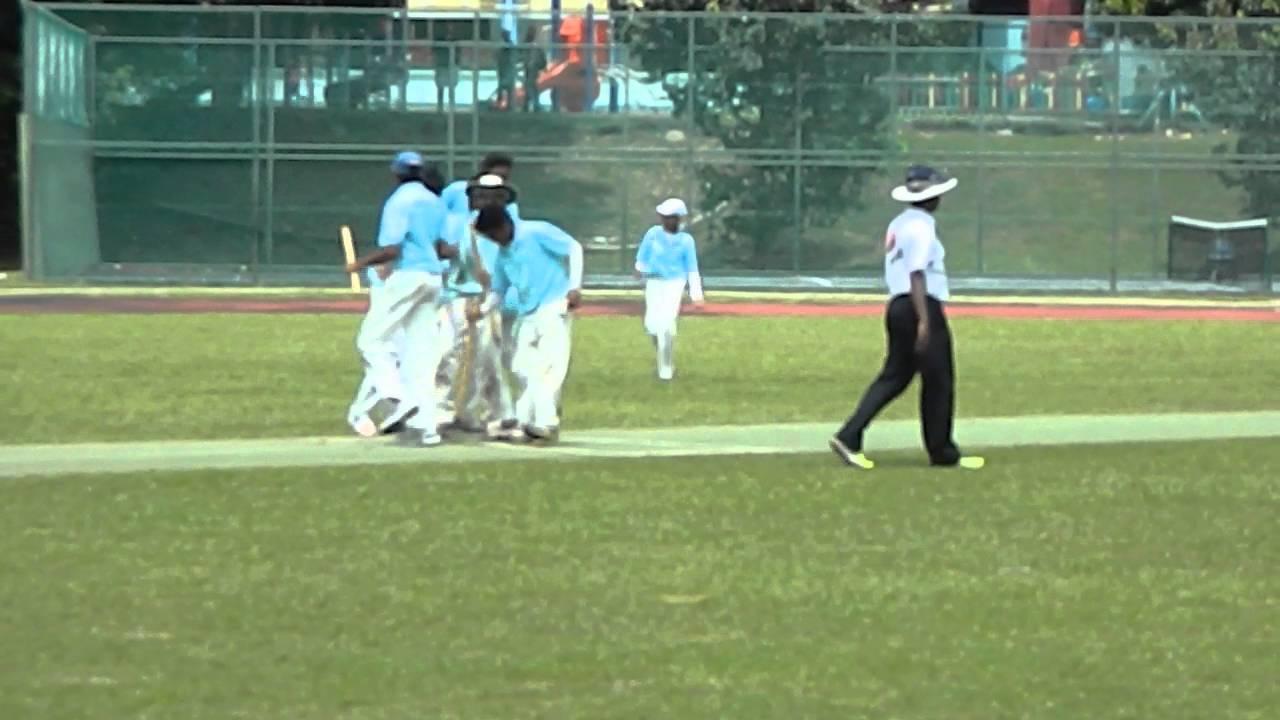 GIIS Global T-20 Cricket Tournament 2016 - Finals