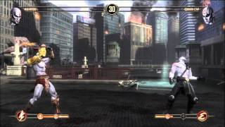 Mortal Kombat / Ultimate Humiliation Trophy