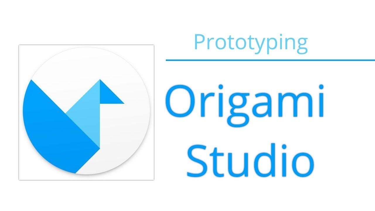 Prototyping With Origami Studio