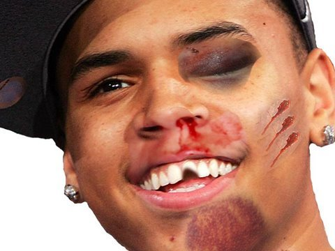Chris Brown Punch Out: INTERACTIVE!