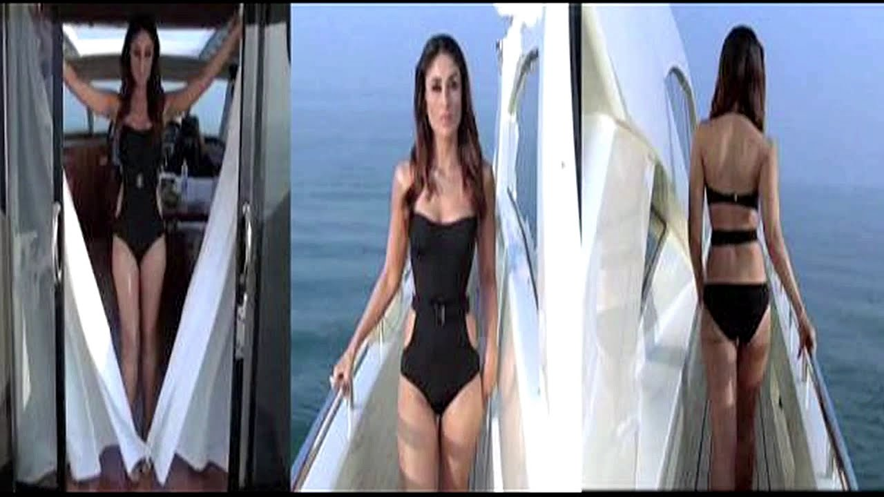 Kareena kapoor bikini video download