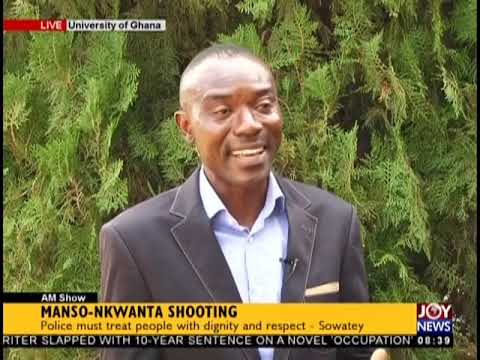 Manso-Nkwanta Shooting - AM Show on JoyNews (20-11-18)