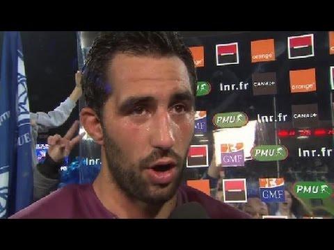 Louis-Benoît Madaule vendange un essai tout cuit contre Lyon