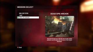 COD: Black Ops Secret / Cheat Codes Easy Unlocks Walkthrough