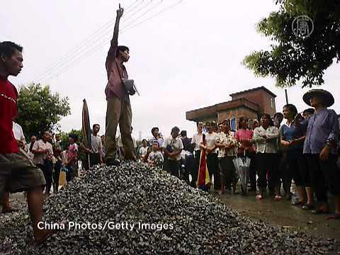 Chinesischer Bürgerrechtler Guo Feixiong aus Gefängnis entlassen