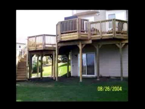 Two Story Double Deck Youtube