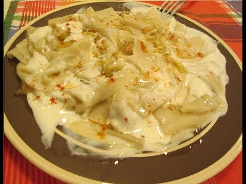 Delicious & exotic dishes - Azerbaijani Khingal