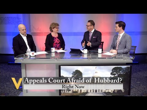 The V - January 21, 2018 - Appeals Court Afraid of Hubbard?