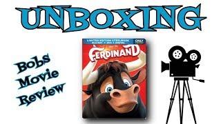 Ferdinand Steelbook Unboxing (Best Buy) streaming