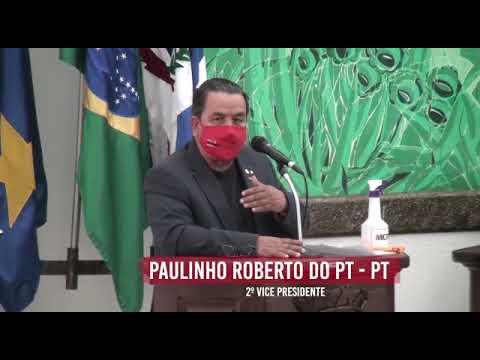 Paulinho Roberto descaso da Administração Municipal com o Nova Itamarati