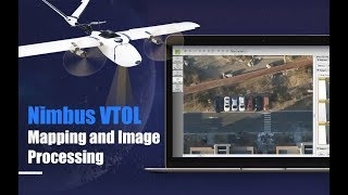 Nimbus VTOL Mapping and Image Processing
