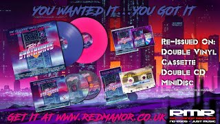 Red Manor Records Presents : This Is Synthwave