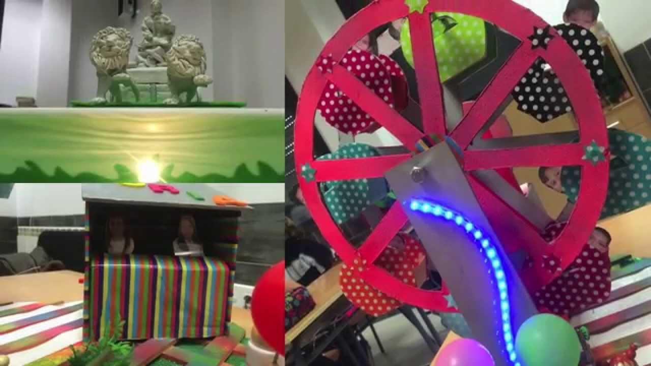 Proyectos de electricidad 2014 15 youtube for Proyecto de criadero de mojarras