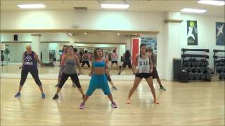 Countdown by DJ Hush Style of Hardwell Feat. Makj - CORE - Toning Zumba® Fitness Choreography