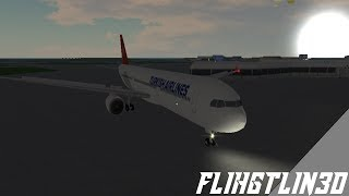 Roblox: Flightlin3D (Hard Landing...)