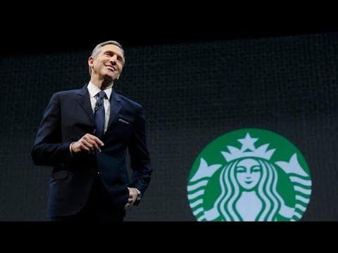 Howard Schultz, Former Starbucks Chief, Is Preparing for an Independent 2020 Run