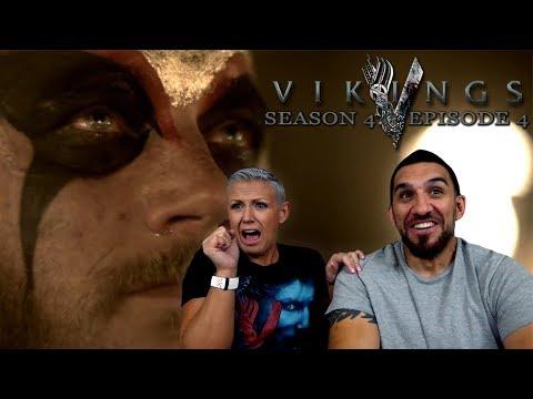 Vikings Season 4 Episode 4 'Yol' REACTION!!