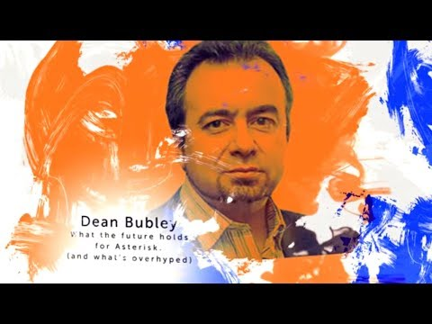 Dean Bubley - Keynote from AstriCon 2017