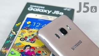 Samsung Galaxy J5 2016 - Unboxing & Hands On!
