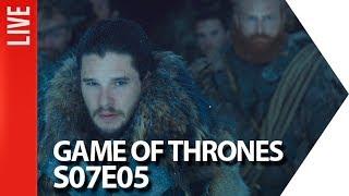 Game of Thrones Comentado - S07E05 | OmeleTV AO VIVO