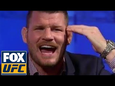 Michael Bisping responds to Luke Rockhold's recent callout   TUF TALK