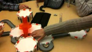 HEXBUG® Free Lunch or Gift Card Risk Team Building War 5 (3/16/11)