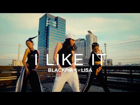 I LIKE IT - CARDI B. | LISA BLACKPINK COVER  | PIMTDAO × SOULFLOW | #SOULFLOWBKK