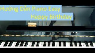 Hướng dẫn 2 cách chơi HAPPY BIRTHDAY hay nhất, dễ nhất | Đinh Công Tú