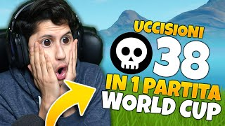 38 KILL in UNA SOLA PARTITA nella WORLD CUP - Reaction Los Amigos