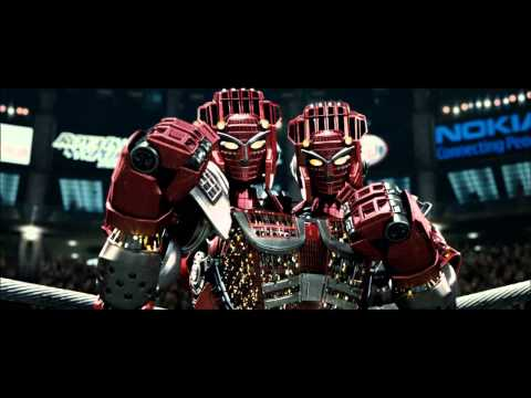 Real Steel Soundtrack: Twin City Intro
