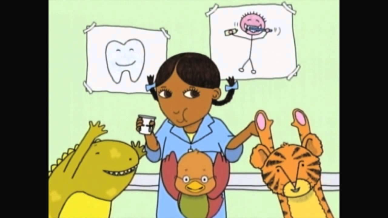 Disney Junior Espaa El Show De Shanna Dentista YouTube