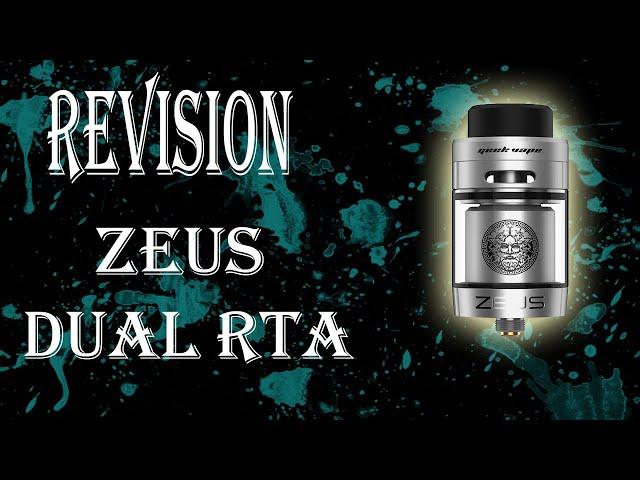 Geekvape Zeus Dual RTA Revision en Español