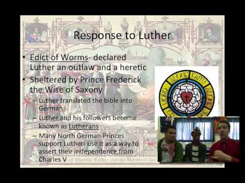 Reformation and Revolution Part 3- The Protestant Reformation