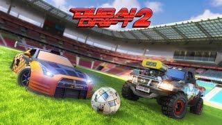 Dubai Drift Soccer Update