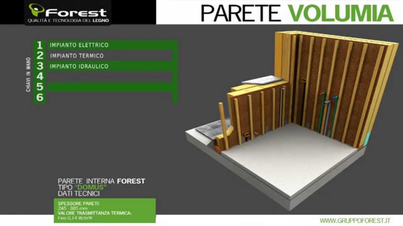 gruppo forest parete volumia youtube