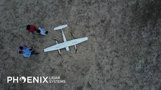 Phoenix LiDAR Systems TerraHawk VTOL