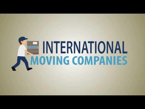 International Moving Companies & Overseas Movers