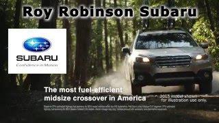 Roy Robinson Subaru Love Spring Event