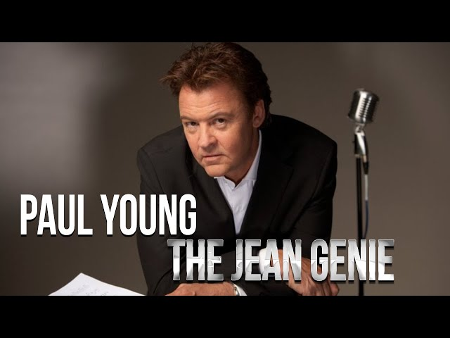 Paul Young - The Jean Genie